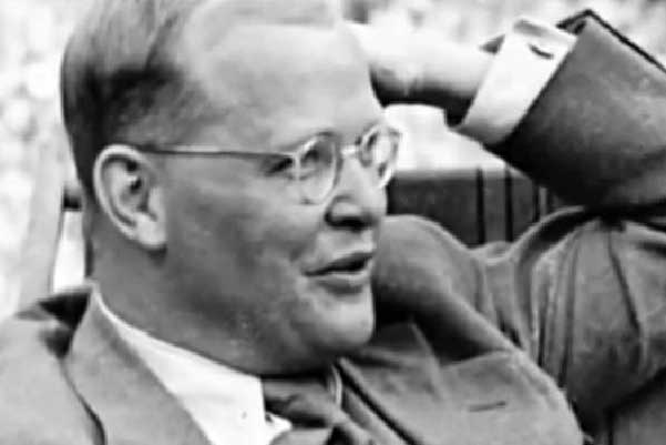 Photo de Dietrich Bonhoeffer